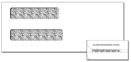 Envelopes - Checks - Self-Seal