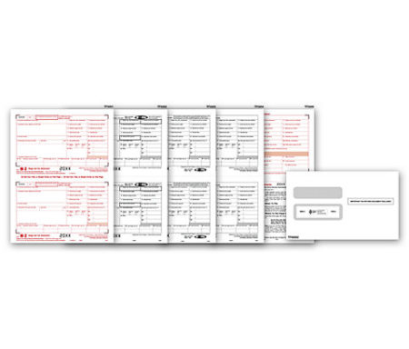 W-2 Bundle - 8 Part